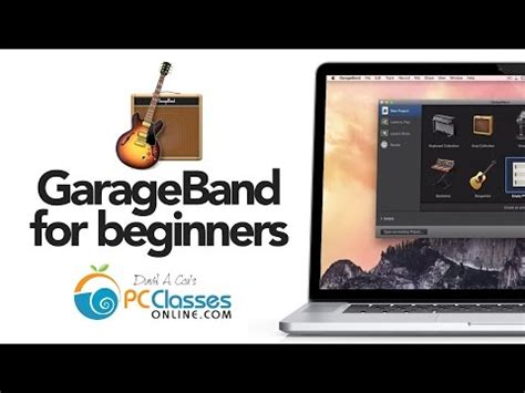 Garageband Beginner Tutorial Garageband Tutorial For Beginners 5 Things