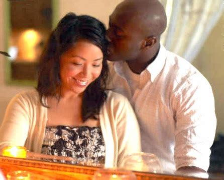 who is black girl of black couple in liberty mutual commercial what do asian women think about black men asian black