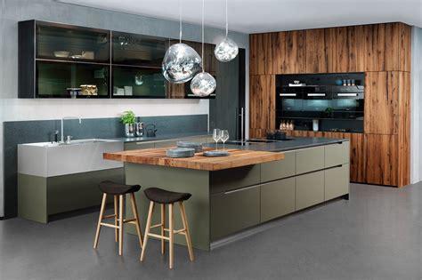 Moderne Küchen Günstig by K 252 Che Modern Grifflos
