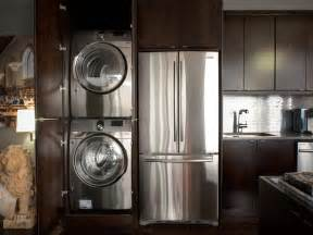 laundry room in kitchen ideas our favorite laundry rooms from hgtv home giveaways easy