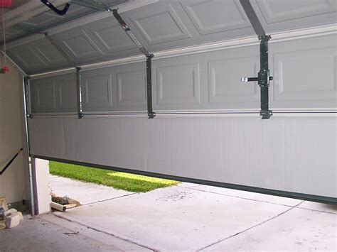 Why Purchase An Insulated Garage Door Replacement Garage Door Sections