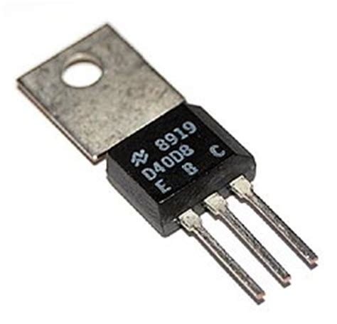 tip48 high voltage npn power transistor d40d8 1a 1 60v npn power transistor west florida components