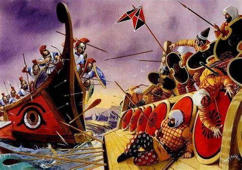 guerra tra persiani e greci sergio perez guerra grecia