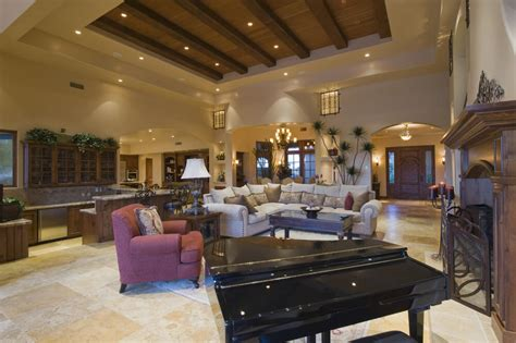 Exposed Beam Ceiling Living Room 42 Living Rooms With Exposed Ceiling Beams Home Designs