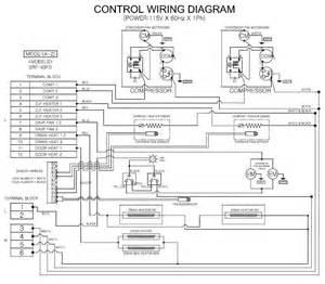 sanyo srf 49fd wiring diagram refrigerator troubleshooting schematics