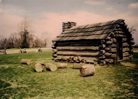 Valley Forge Log Cabins by Valley Forge Cabin Up White Rabbit S Lair