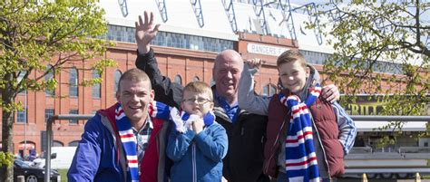 Family Section family section rangers football club official website