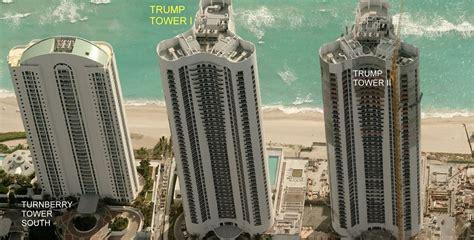 trump tower residences trump tower ii two condos sunny isles sunny isles beach