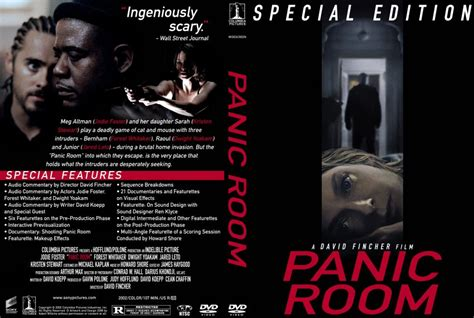 Room Dvd by Panic Room Dvd Custom Covers Panic Room Dvd Cover Hq Dvd Covers
