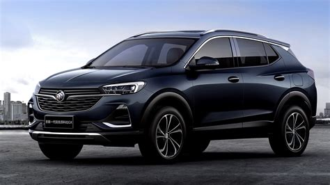 2020 buick crossover 2020 buick encore revealed at 2019 shanghai auto show