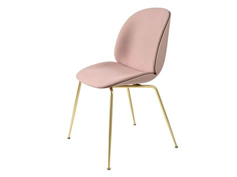 Seat Cushions For Dining Room Chairs Gubi Velvet Beetle Front Upholstered Dining Chair By