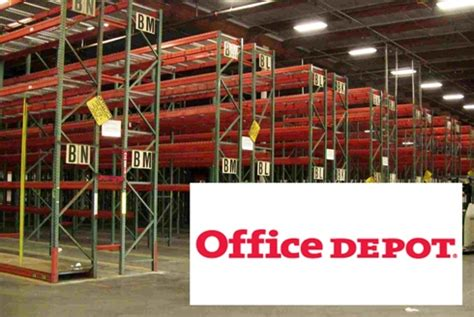 3993 id office depot distribution center liquidation