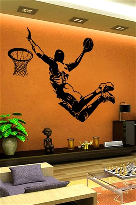 basketball wall stickers wall decals chion basketball walltat without