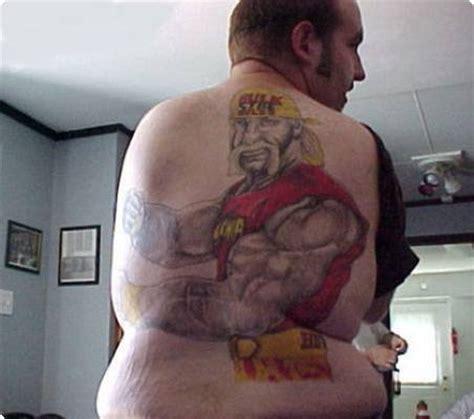 tattoo on arm fat retarded tattoos