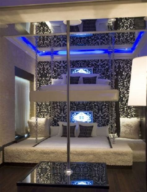 best bedrooms ever best bedroom ever amazing bunk beds and a stripper pole