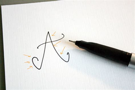 Cool Ways To Make Letters