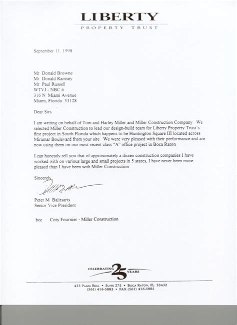 personal trainer testimonial template miller construction co testimonials and ratings proview