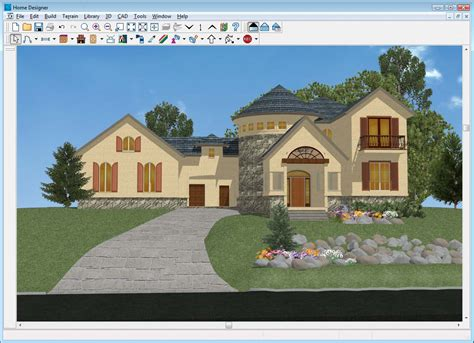 home design software exterior exterior home design software home mansion