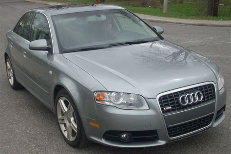 File:'05 '08 Audi A4 S Line Wikimedia Commons