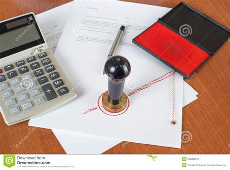How Much Does A School Desk Cost by How Much Will The Notarial Service Cost Stock Photo