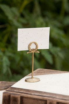 brass table number holders 1000 images about table number holders on