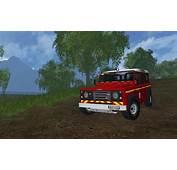 FS 15 Land Rover Defender V 10 Fire Department Mod F&252r