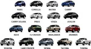 All Models Toyota Models Buy Affordable And High Quality Toyota