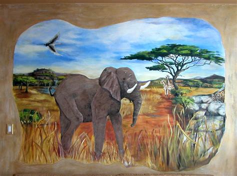 custom murals custom mural on canvas fine art murals custom paintings