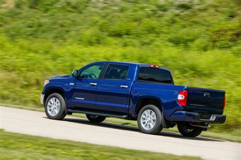 toyota tundra 2016 toyota tundra reviews and rating motor trend