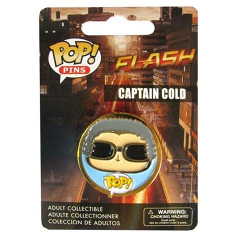 Funko Pop The Flash Captain Cold flash tv series captain cold pop pin funko flash pins at entertainment earth