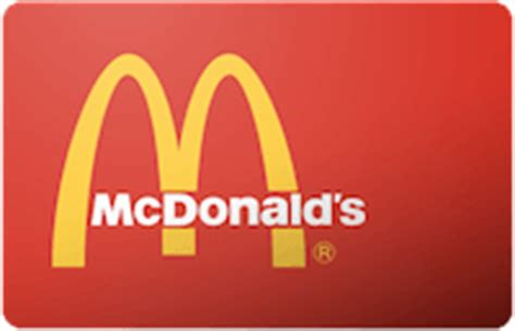 Mcdonalds Gift Card Amazon - buy mcdonalds gift cards discounts up to 35 cardcash