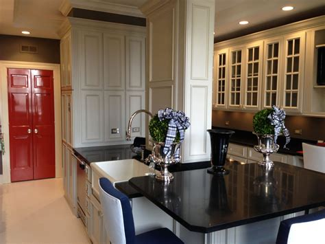 Painted Kitchen Cabinets With Wood Doors Painted Kitchen Cabinets With Wood Doors Quicua