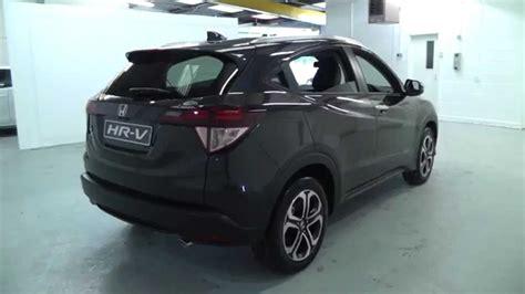 Honda Hrv Black by Honda Hr V 1 6 Ex Navi In Ruse Black Metallic