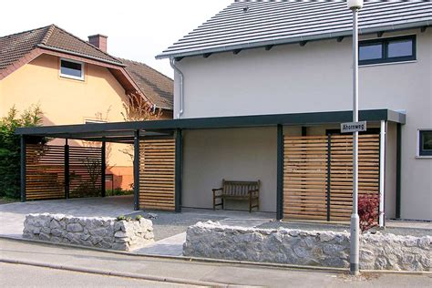 Carports Metall Archive Uninorm Technic Ag