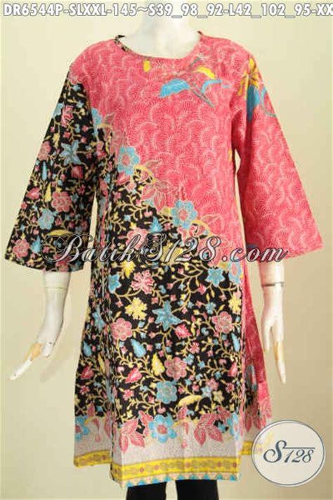 desain baju batik halus baju dress bahan batik solo proses printing busana batik