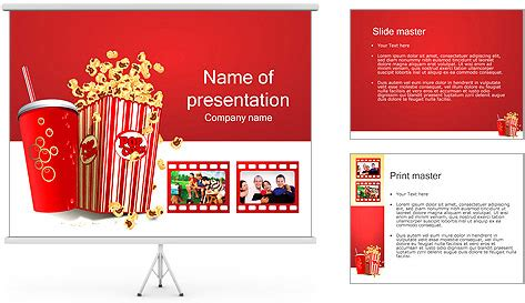themes of identity in film movie time powerpoint template backgrounds id 0000002079