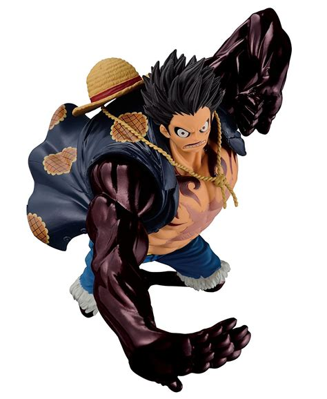 Figure Luffy by Monkey D Luffy Gear Fourth Www Pixshark Images