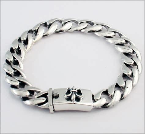 sterling silver bracelet fleur de lis evilrings