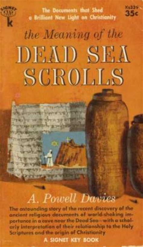Pdf Book Of The Dead Scrolls by Signet Book Covers 900 949