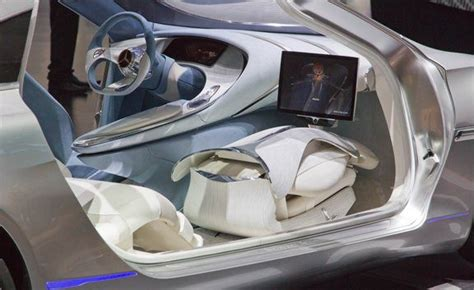 future mercedes interior mercedes f125i concept future car future cars