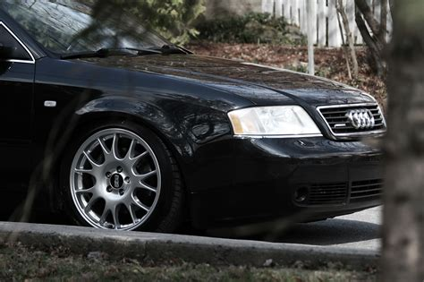 Bbs Audi Rims by Audi A6 With Bbs Ch Rims 7 Madwhips