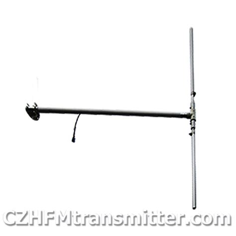fmuser 4 bay dipole antenna dp 100 exclusive 1 2 half wave high gain fm dipole antenna for 5w