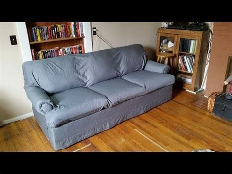 no sew reupholster couch diy easy cheap no sew couch reupholster cover with bed