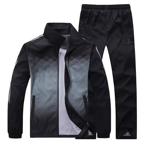 Katarina Jacket Hoodie Set Fit To Xl aliexpress buy size 3xl 4xl new arrival hoodies set jacket 2pcs sportswear suit