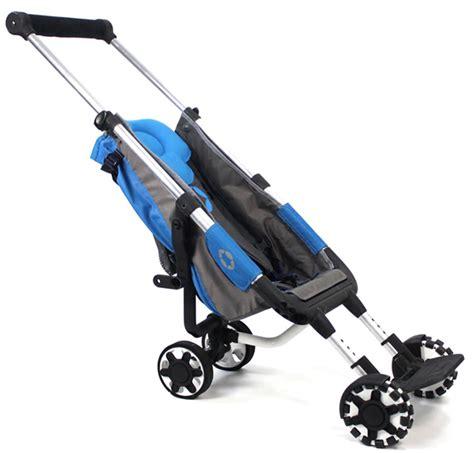 omnio rider portable stroller   worn   backpack tuvie