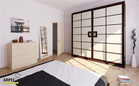 schlafzimmer im japanischen stil einrichtungsideen im japanischen stil zen ambiente