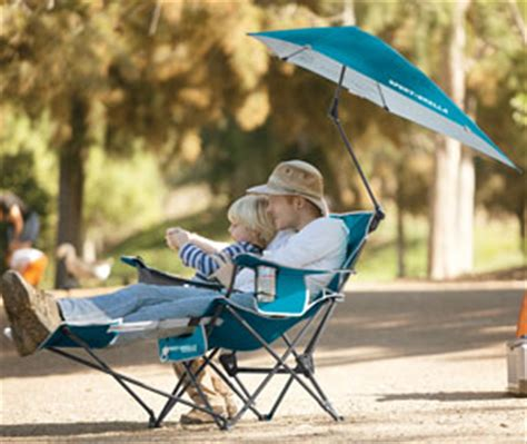 sport brella recliner chair sport brella recliner chair umbrella outdoors adjustable