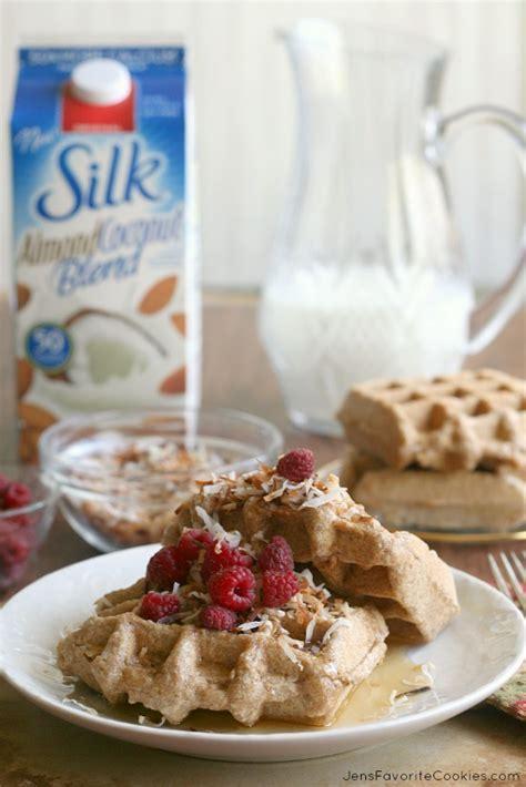 whole grains to eat while whole grain coconut waffles jen s favorite cookies