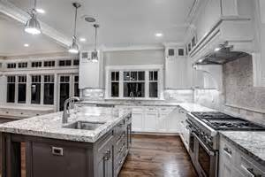 Modern Luxury Kitchen With Granite Countertop 120 Custom Luxury Modern Kitchen Designs