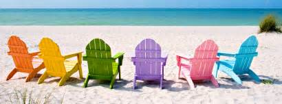 Summer colorful summer chairs free facebook covers facebook